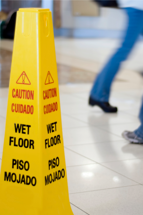Trentalange-Kelley Slip and Fall Accidents